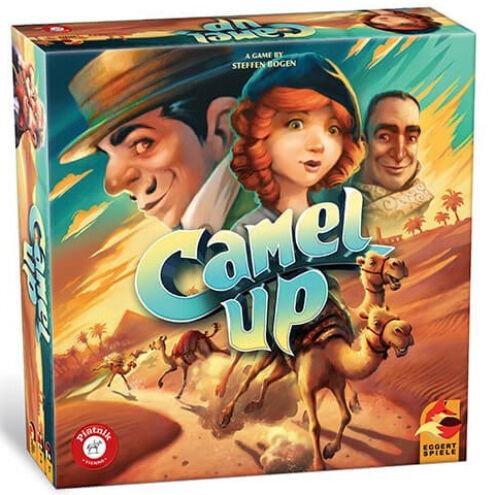 Camel Up 2.0 társasjáték – Piatnik