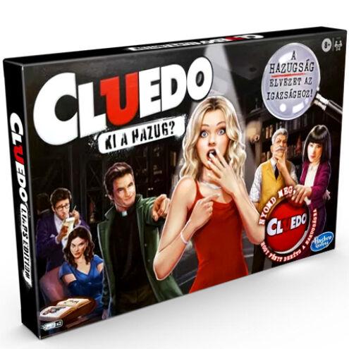 Cluedo – Ki a hazug? társasjáték – Hasbro