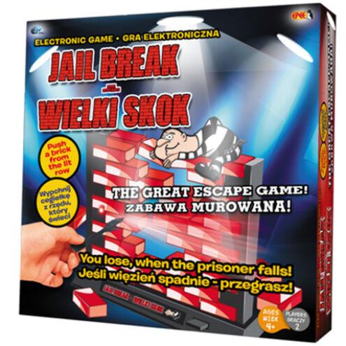 Jail Break – A nagy szökés társasjáték